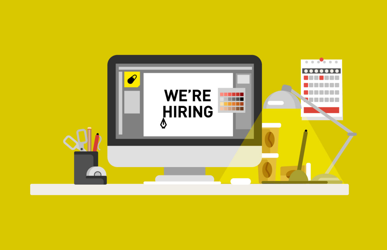 We are hiring graphic designer position filled chemical code limited - Hiring designer for home ...