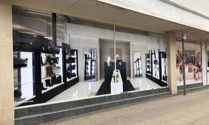 Exhibition Stand Design Brief Template : Retail windows for leamington spa development chemical